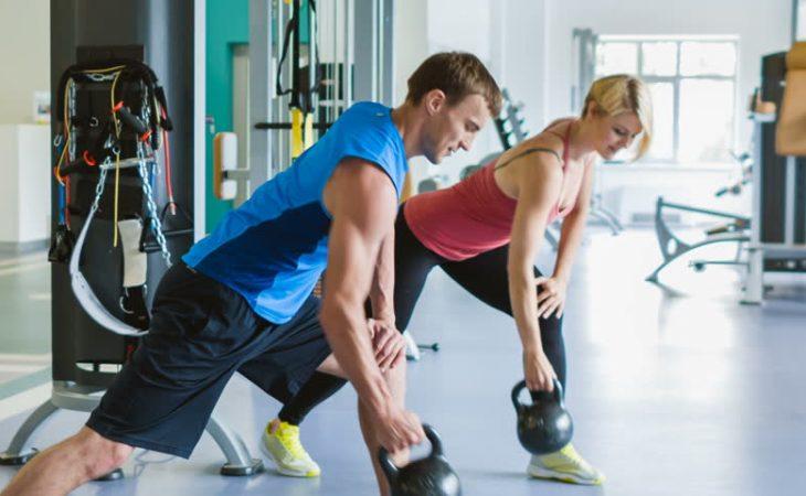 musculation perte de poids